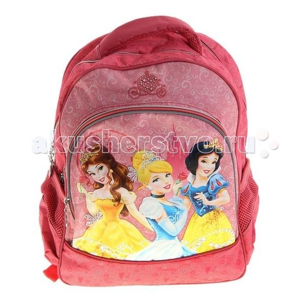 Disney Рюкзак мягкий 3 отделения
