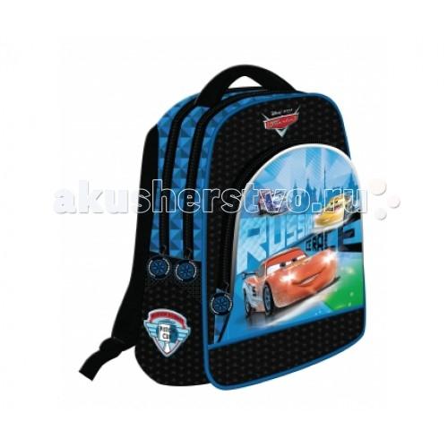 Disney Рюкзак 3 отделения Тачки Лед