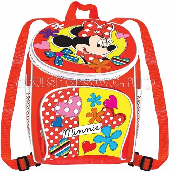 Disney Роспись рюкзака Минни Маус