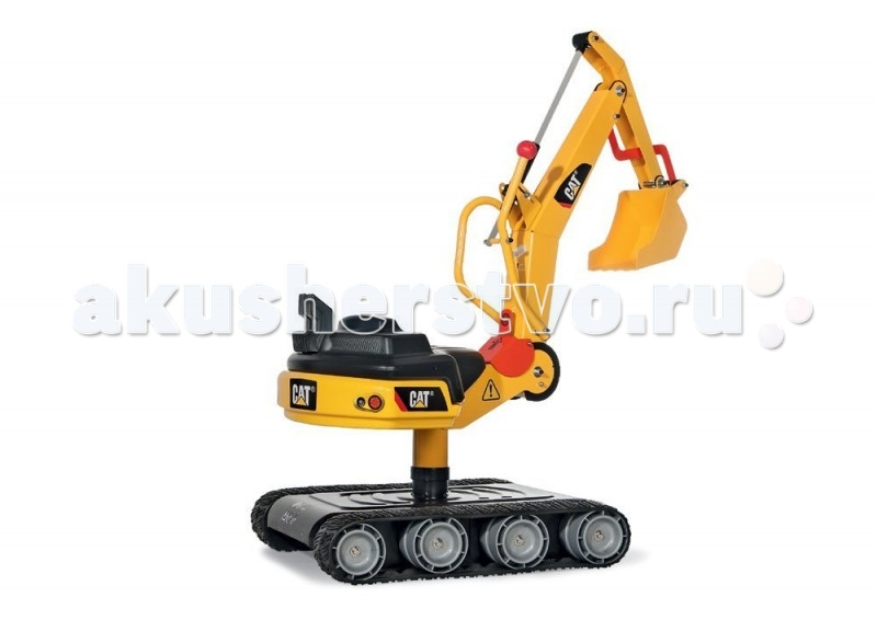 ������� Rolly Toys ���������� RollyDigger Cat