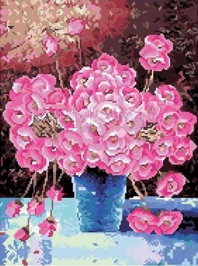 Molly Картины со стразами 2.8 мм Розовое чудоКартины со стразами 2.8 мм Розовое чудоMolly Картины со стразами 2.8 мм Розовое чудо. Оригинальный набор, позволяющий создать первую картину, благодаря поэтапной выкладке разноцветными стразами полотна.   Картины со стразами - это новое направление в товарах для творчества. Мы предлагаем с помощью набора создать настоящую искрящуюся картину. Это очень увлекательное занятие, постепенно под вашими руками будет появляться сверкающий рисунок, а готовое произведение станет достойным украшением дома.  Характеристики: количество цветов - 26 уровень сложности - трудный размер полотна 50 х 42.  В наборе холст из натурального хлопка с клеевым слоем разноцветные стразы диаметром 2,8 мм пинцет емкость для фольгированных элементов клей карандаш-липучка крепеж для подвешивания картины.<br>