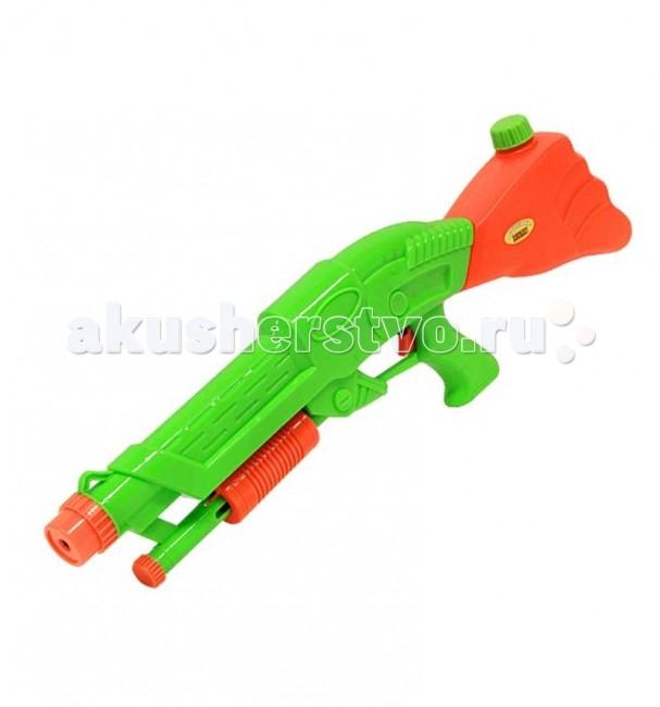 Тилибом Водный пистолет с помпой 60х25 см