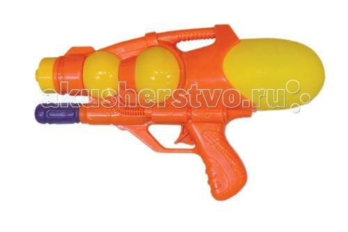 Тилибом Водный пистолет Т80386 28 смВодный пистолет Т80386 28 смТилибом Водный пистолет Т80386 28 см с 2-мя отверстиями - для веселых игр с водой в жаркую, летнюю погоду!  С ним можно интересно провести летний жаркий день и устроить веселые водные сражения.   Стоит только нажать на курок водного пистолета, как выстрелит тонкая струя воды, поразив противника. Это будет очень весело и не оставит без внимания ни одного мальчугана. Ребята будут хоть целый день бегать и прыгать, играя с водным пистолетом, заодно становясь сильнее, быстрее и ловчее, а также развивая моторику, быстроту реакции и координацию движений, внимательность.  Цвета в ассортименте!<br>
