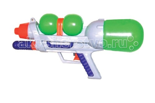 Тилибом Водный пистолет с помпой 37.5х19 см