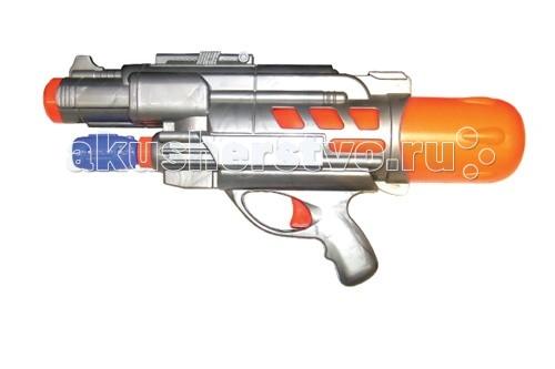 Тилибом Водный пистолет с помпой 43 см