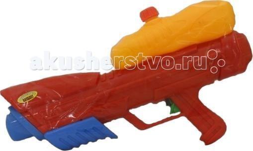 Тилибом Водный пистолет с помпой 45 см