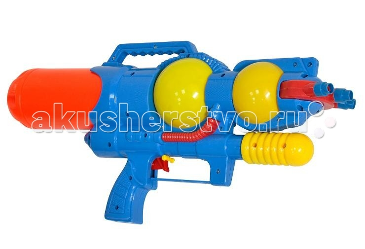 Тилибом Водный пистолет с помпой 40х18 см