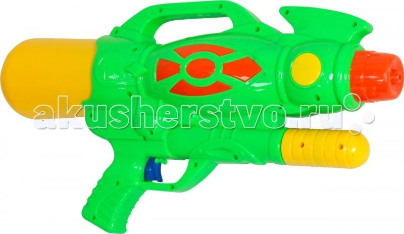 Тилибом Водный пистолет с помпой 47х25 см