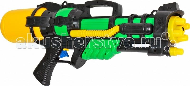 Тилибом Водный пистолет с помпой 50х20 см