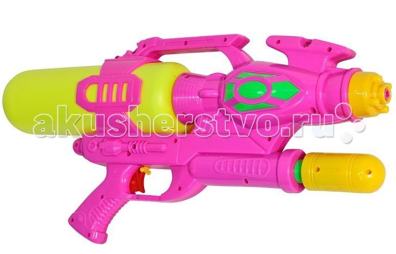 Тилибом Водный пистолет с помпой 52х24 см