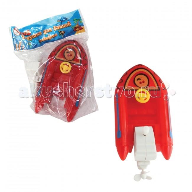 1 Toy Игрушка для ванной Моторная лодка