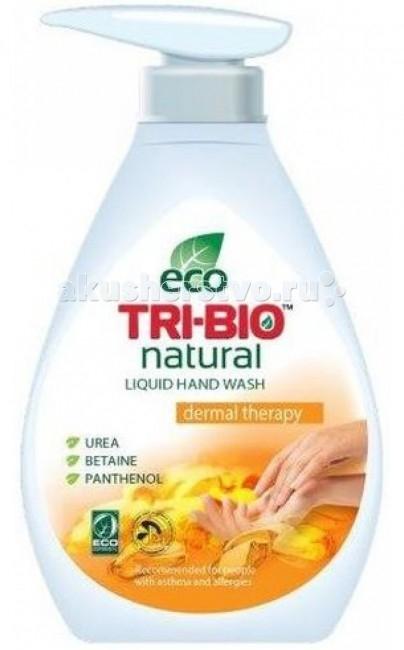 Tri-Bio Натуральное эко крем-мыло Дермотерапия 240 мл