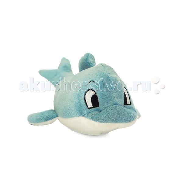 Мягкая игрушка Maxitoys Дельфин Флип 27 см