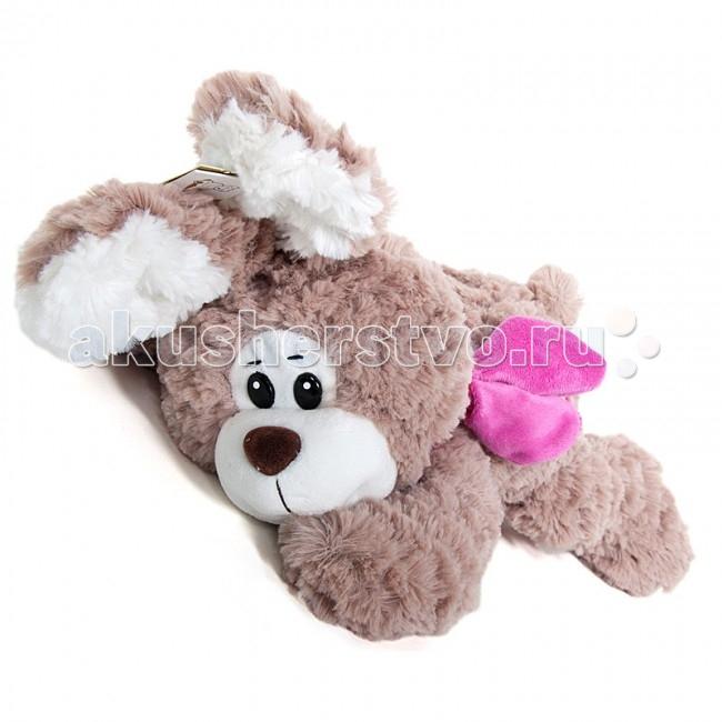 Мягкая игрушка Maxitoys Заяц Пушистик 31 смЗаяц Пушистик 31 смМягкая игрушка Maxitoys Заяц Пушистик 31 см станет настоящим другом-игрушкой для вашего ребенка. Малыш сможет играть с зайчиком, брать его вместе с собой спать в кровать.   Особенности: Компактную и легкую игрушку малыш всегда сможет брать с собой на прогулку. Крепкие швы надежно удерживают набивку игрушки внутри.  Такой очаровательный добродушный зайчик окажется хорошим подарком не только детям, но и взрослым.<br>