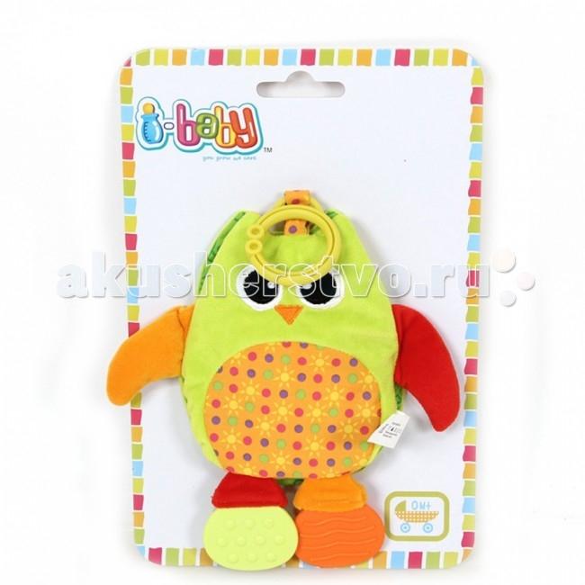Подвесная игрушка I-Baby Сова-книжка