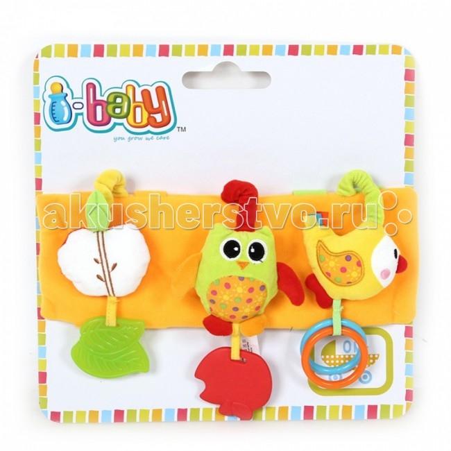 Подвесная игрушка I-Baby Сова