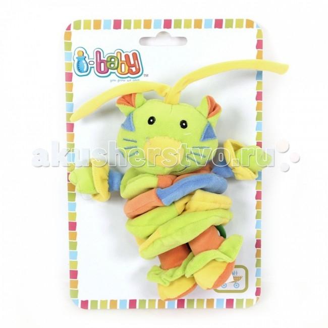 Подвесная игрушка I-Baby музыкальная Дружок из джунглей