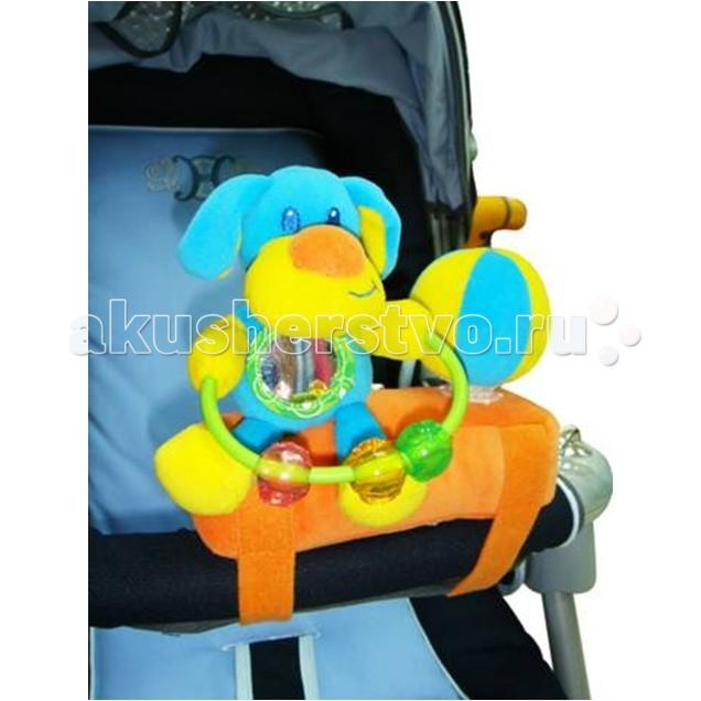 Подвесная игрушка I-Baby на коляску Собачка