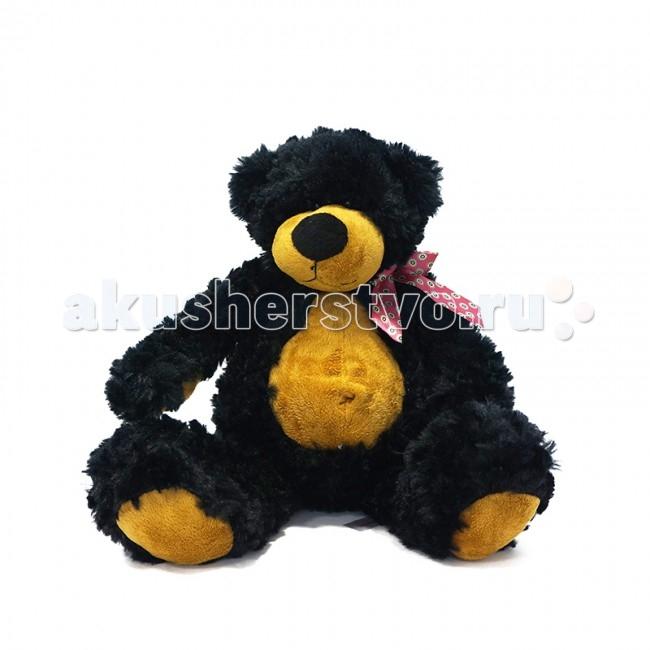 Мягкая игрушка Maxitoys Luxury Медведь Блейк 45 смLuxury Медведь Блейк 45 смМягкая игрушка Maxitoys Luxury Медведь Блейк 45 см от которой ваш ребенок придет в восторг. Она изготовлена из безопасных высококачественных синтетических материалов, которые абсолютно безвредны для ребенка.   Особенности: Модель способствует развитию у детей воображения, усидчивости, тактильной  Компактную и легкую игрушку малыш всегда сможет брать с собой на прогулку. Крепкие швы надежно удерживают набивку игрушки внутри.  Такой очаровательный добродушный медведь окажется хорошим подарком не только детям, но и взрослым.<br>