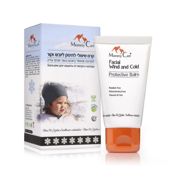 Mommy Care Бальзам для защиты от ветра и холода 50 мл