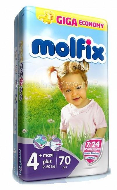 Molfix ���������� ����� ���� 4+ (9-16 ��) 70 ��.
