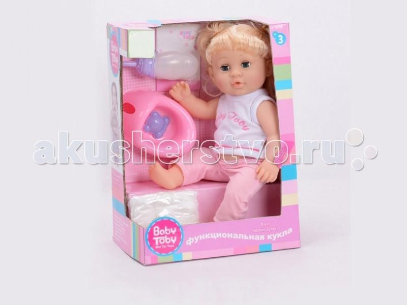 Tongde Функциональная кукла В72401