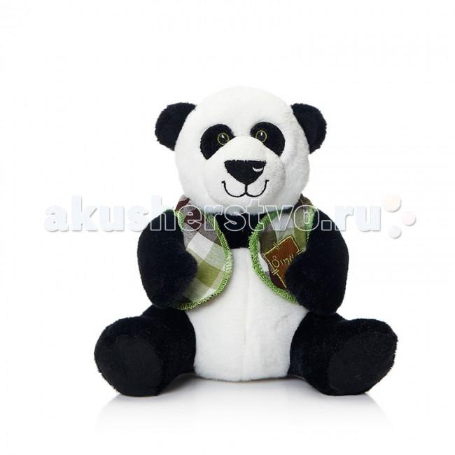 Мягкая игрушка Maxitoys Панда Вилли 20 см