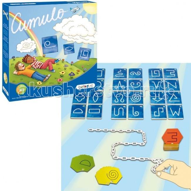 Настольная игра Кумуло. Развивающая игра