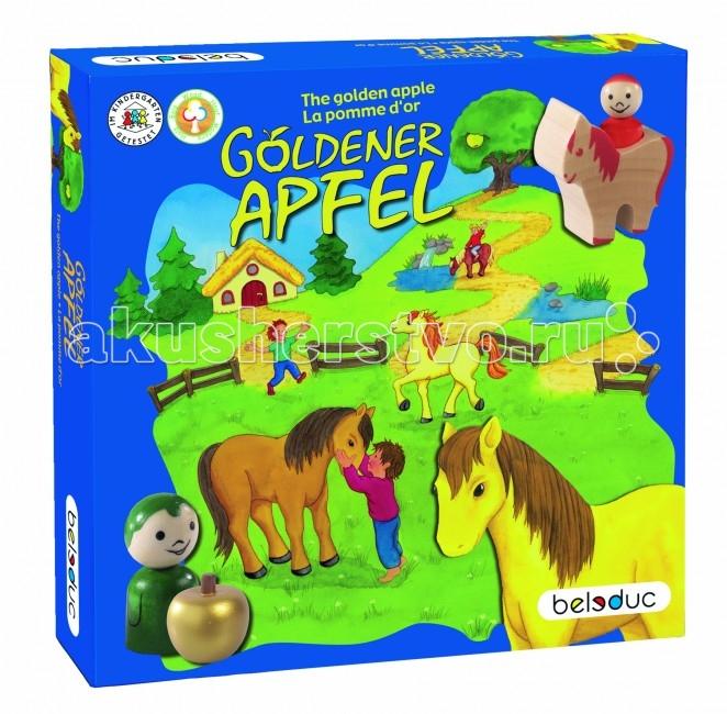 Настольная игра Золотое яблоко