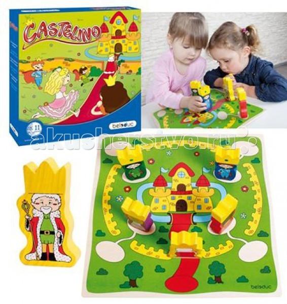 Настольная игра Замок Кастелино