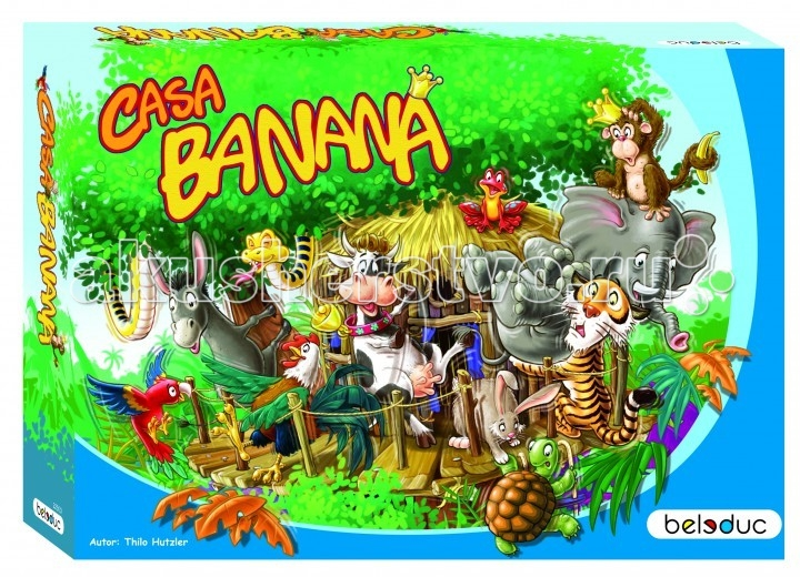 Настольная игра Каса Банана