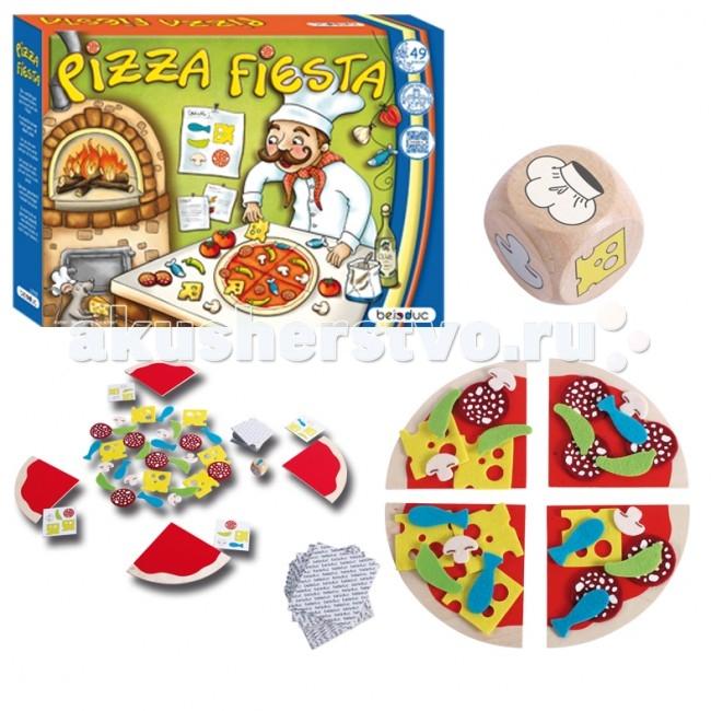 Настольная игра Пицца Фиеста