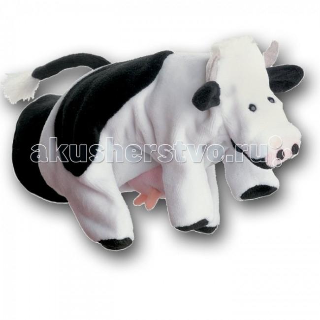 Beleduc Кукла на руку Корова 40097Кукла на руку Корова 40097Кукла на руку Корова 40097 Beleduc  Плюшевая игрушка «Корова» - это очаровательная мягкая игрушка, выполненная в виде забавного зверька, вызовет умиление и улыбку у каждого, кто ее увидит. Она станет замечательным подарком, как ребенку, так и взрослому.   Игрушка удивительно приятна на ощупь и способствуют развитию мелкой моторики рук малыша. Мягкая игрушка может стать милым подарком, а может быть и лучшим другом на все времена.   Способствует развитию логического и образного мышления, учит различать предметы по цвету и размеру, развивает мелкую моторику рук.  Размер 12х29х8 см.  Игры Beleduc идеально подходят для начального развития детей, задолго до того, как они идут в школу, но и просто для интересного времяпрепровождения. Игры Beleduc идеально подходят для совместной игры родителей и детей.<br>