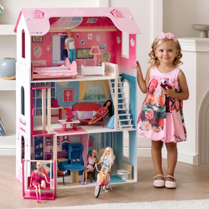 Paremo Кукольный домик для Барби Муза