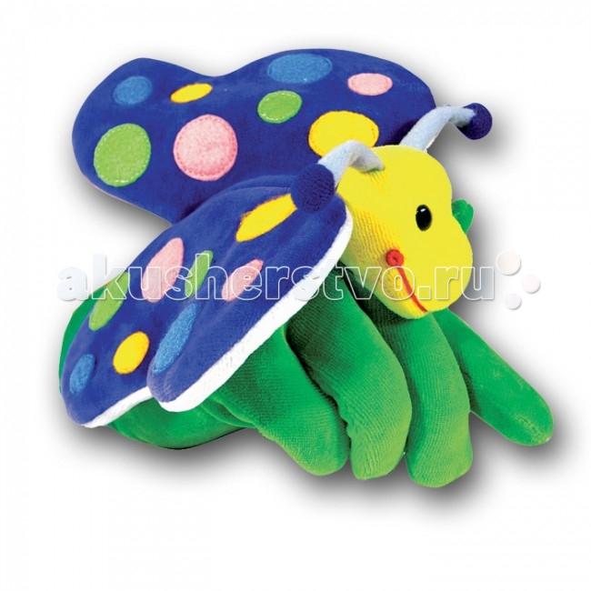 Beleduc Кукла на руку Бабочка 40280Кукла на руку Бабочка 40280Кукла на руку Бабочка 40280 Beleduc  Плюшевая игрушка «Бабочка» - это очаровательная мягкая игрушка, выполненная в виде забавного зверька, вызовет умиление и улыбку у каждого, кто ее увидит. Она станет замечательным подарком, как ребенку, так и взрослому.   Игрушка удивительно приятна на ощупь и способствуют развитию мелкой моторики рук малыша. Мягкая игрушка может стать милым подарком, а может быть и лучшим другом на все времена.   Способствует развитию логического и образного мышления, учит различать предметы по цвету и размеру, развивает мелкую моторику рук.  Размер 12х29х8 см.  Игры Beleduc идеально подходят для начального развития детей, задолго до того, как они идут в школу, но и просто для интересного времяпрепровождения. Игры Beleduc идеально подходят для совместной игры родителей и детей.<br>