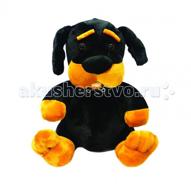 Мягкая игрушка Maxitoys Собака Бернаша 29 смСобака Бернаша 29 смМягкая игрушка Maxitoys Собака Бернаша 29 см от которой ваш ребенок придет в восторг. Она изготовлена из безопасных высококачественных синтетических материалов, которые абсолютно безвредны для ребенка.   Особенности: Модель способствует развитию у детей воображения, усидчивости, тактильной  Компактную и легкую игрушку малыш всегда сможет брать с собой на прогулку. Крепкие швы надежно удерживают набивку игрушки внутри.  Такая очаровательная добродушная собака окажется хорошим подарком не только детям, но и взрослым.  Состав: мех искусственный, трикотажный, волокно полиэфирное, фурнитура из пластмассы.<br>