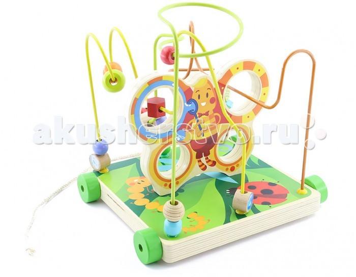 Деревянная игрушка МДИ Лабиринт Бабочка большая