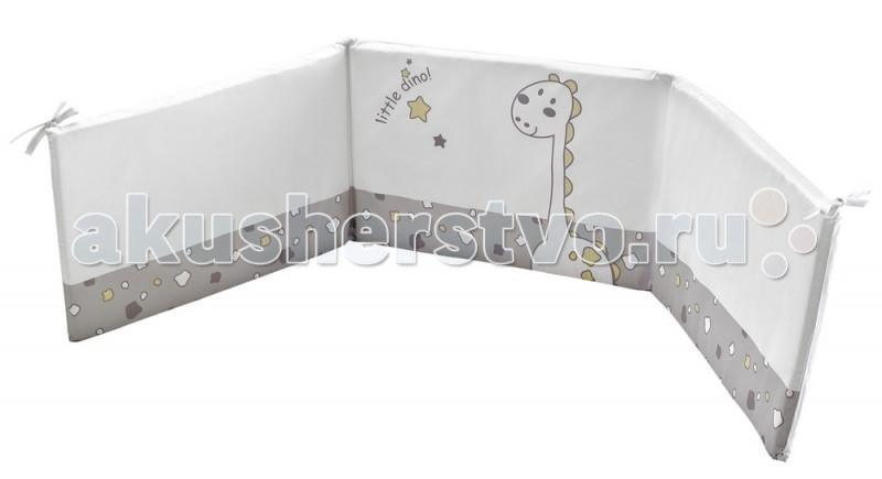 Бампер для кроватки Micuna Dinus Plus 120х60