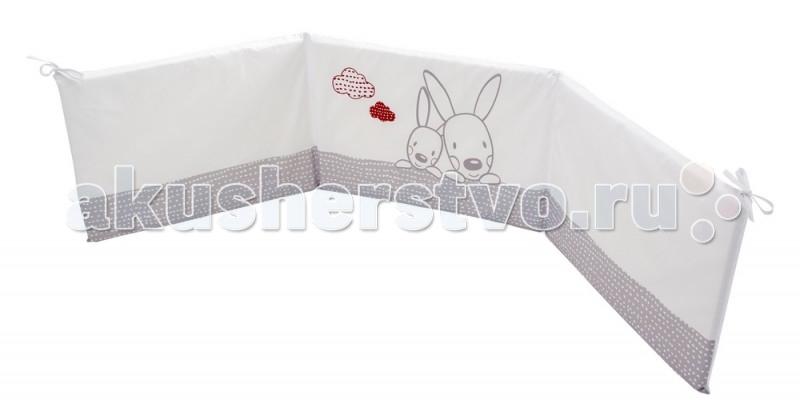 Бампер для кроватки Micuna Kangaroo 120х60