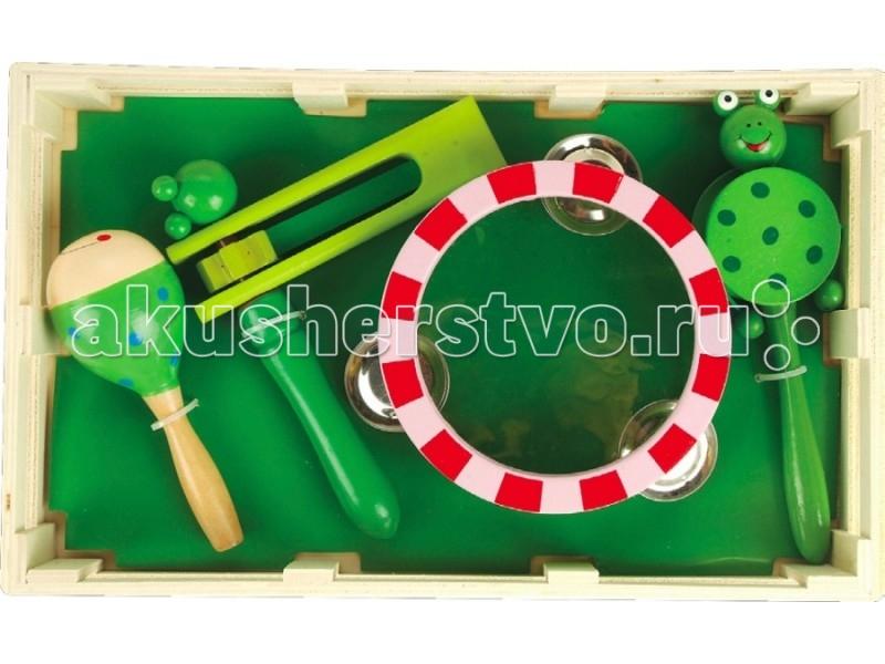 Музыкальная игрушка МДИ Музыкальный набор 3