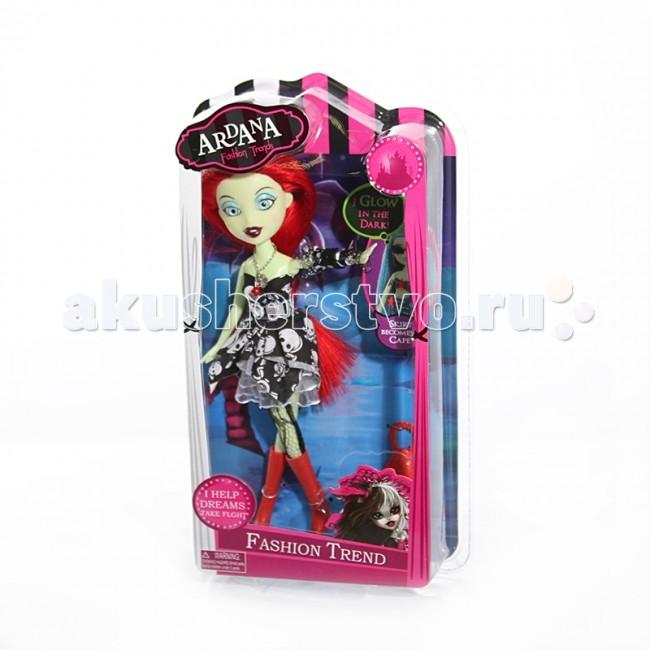 Ardana Girl Кукла Нэнси 23 смКукла Нэнси 23 смКукла Ardana Girl Нэнси 23 см - станет прекрасным подарком для Вашей девочки.   Особенности: Необычная кукла одета в современную модную одежду, а её волосы уложены в оригинальную причёску.  Кукла Нэнси - не обычная кукла у которой красные волосы, что делает её похожей на героиню волшебных сказок.  У куклы подвижные ноги и руки.<br>