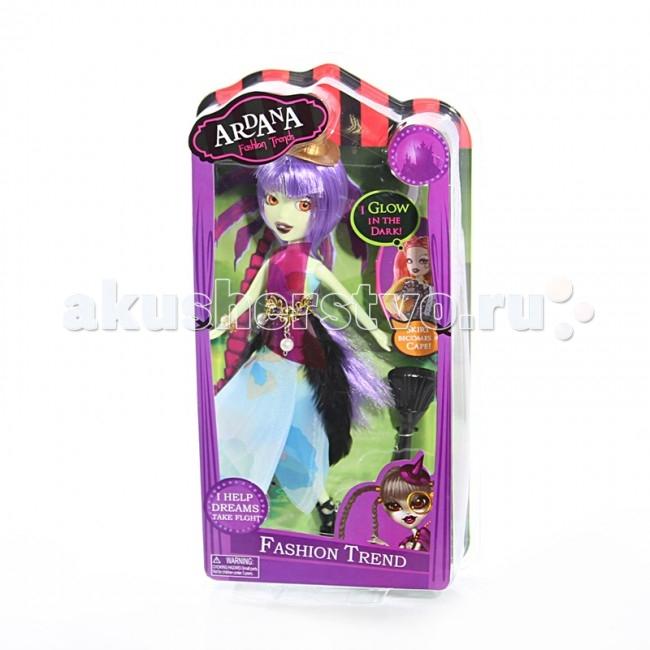 Ardana Girl Кукла Сью 23 смКукла Сью 23 смКукла Ardana Girl Сью 23 см - станет прекрасным подарком для Вашей девочки.   Особенности: Необычная кукла одета в современную модную одежду, а её волосы уложены в оригинальную причёску.  Кукла Сью - не обычная кукла у которой фиолетовые волосы, что делает её похожей на героиню волшебных сказок.  У куклы подвижные ноги и руки.<br>