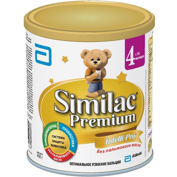 Similac �������� ����� 4 Premium � 18 ���. 400 �
