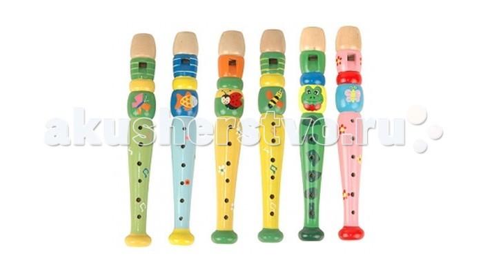 Деревянная игрушка МДИ Дудочка Д216Дудочка Д216Деревянная игрушка МДИ Дудочка  6 видов, 20х2,8х2,8см. Дудочки покрыты стойкими и безопасными красками на водной основе, соответствующими самым высоким санитарно-гигиеническим требованиям.<br>