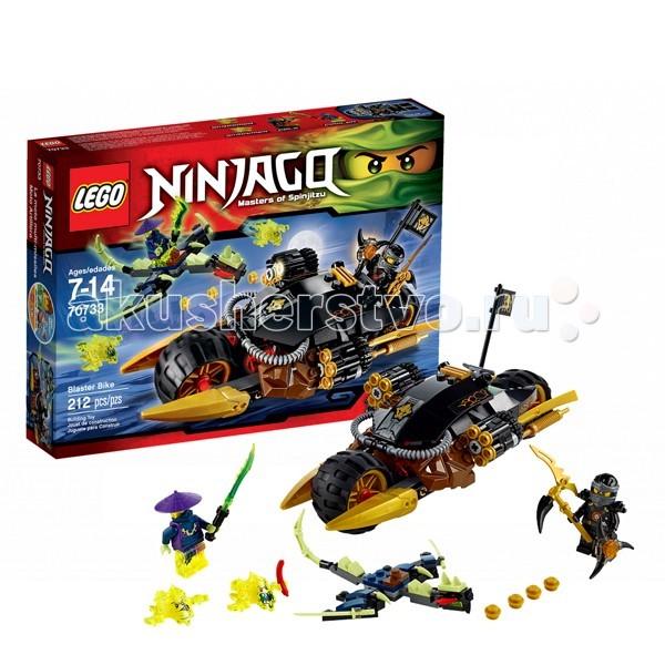 ����������� Lego Ninjago 70733 ���� �������� �������-���� �����