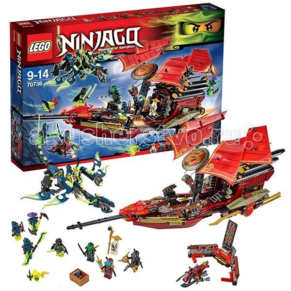 ����������� Lego Ninjago 70738 ���� �������� ������� ��� ������-�������� �����