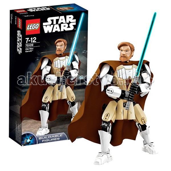 Конструктор Lego Star Wars 75109 Лего Звездные Войны Оби-Ван Кеноби