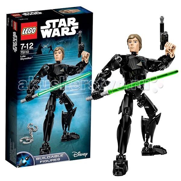 Конструктор Lego Star Wars 75110 Лего Звездные Войны Люк Скайуокер