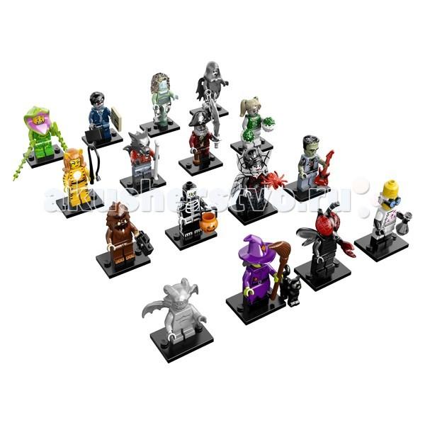 Конструктор Lego Minifigures Минифигурки Серия 14