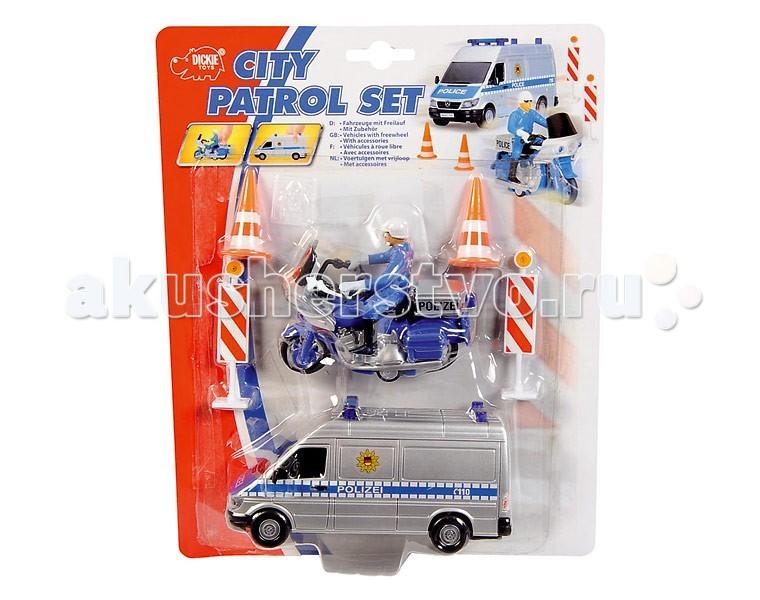 Dickie ����������� ����� City Patrol